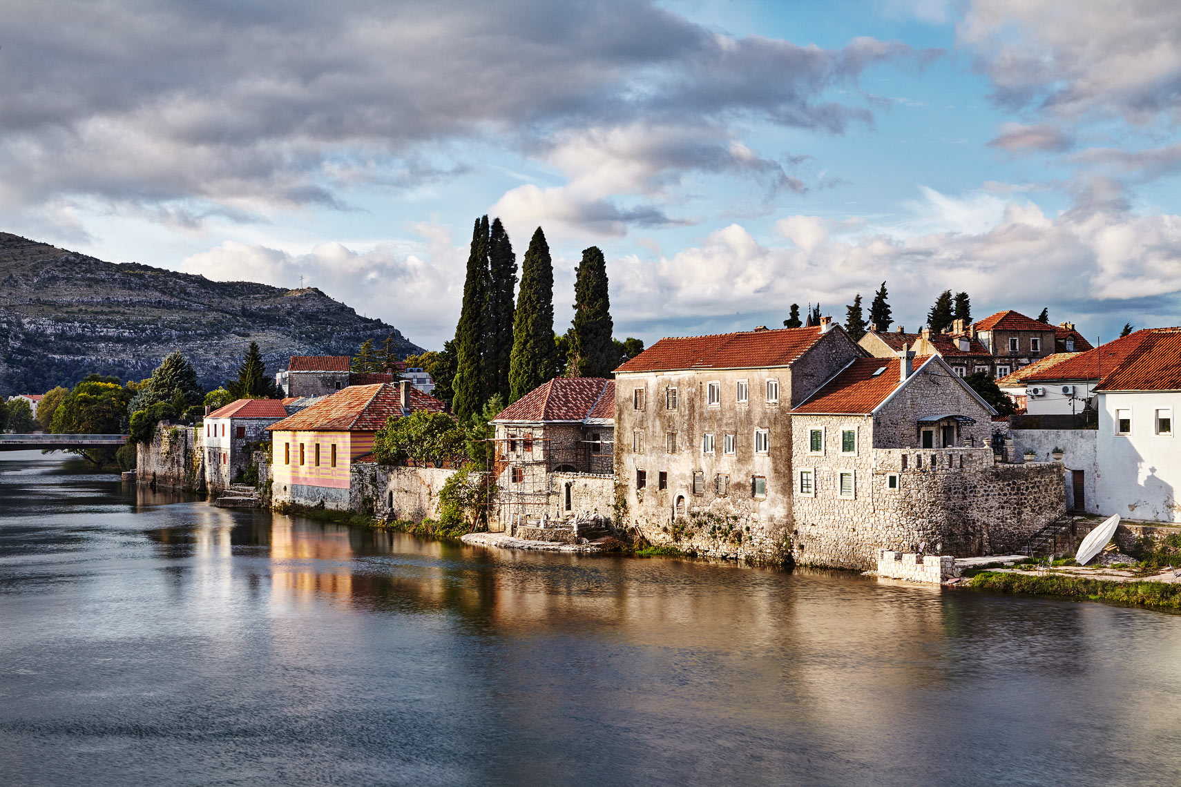 Trebinje in morning light